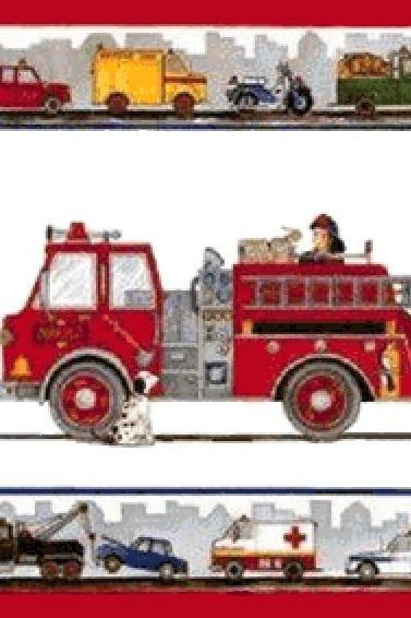 CRAFTS Fire Engine Truck Cross Stitch Pattern***LOOK*** Buyers Can Download Your Pattern As Soon As They Complete The Purchase