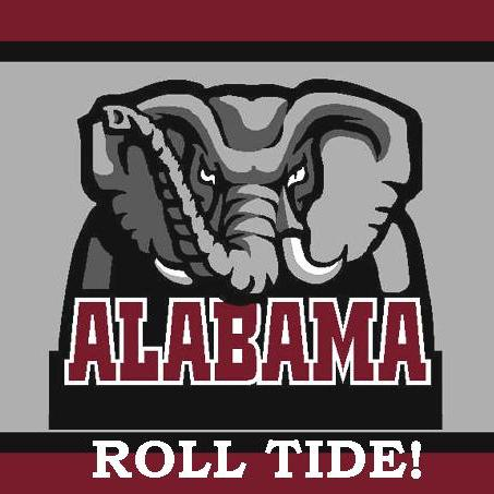 CRAFTS Alabama Crimson Roll Tide Cross Stitch Pattern ***LOOK***Buyers Can Download Your Pattern As Soon As They Complete The Purchase